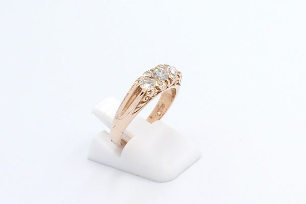 antique style ring 2