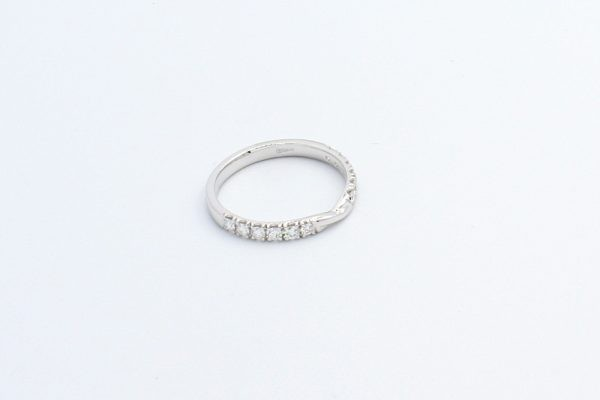 diamond castille wedding ring 1