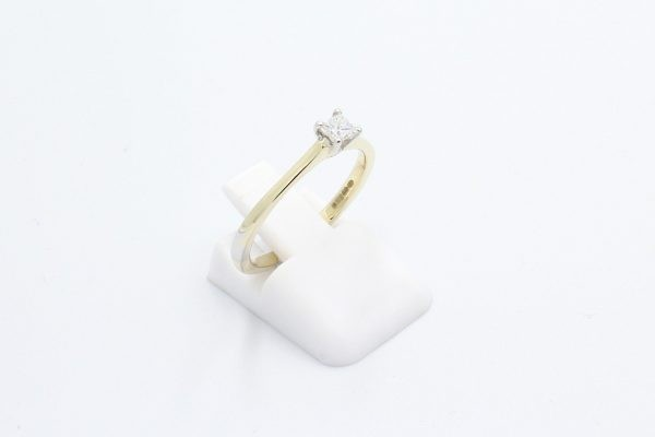 gold diamond ring 1 1