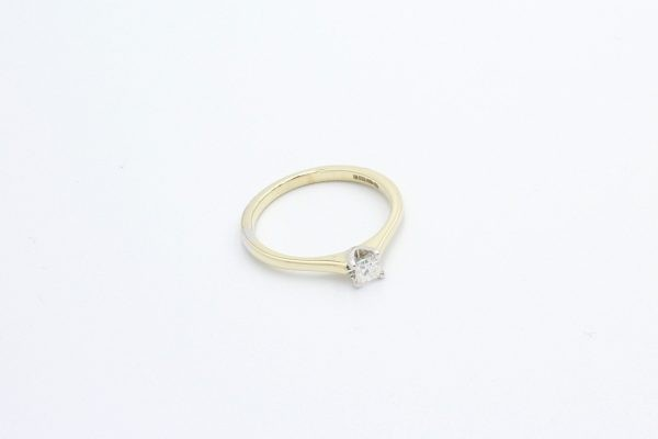 gold diamond ring 2 1