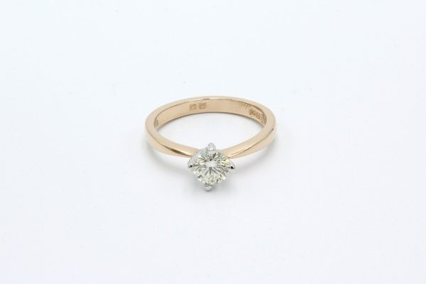 gold engagement ring 1