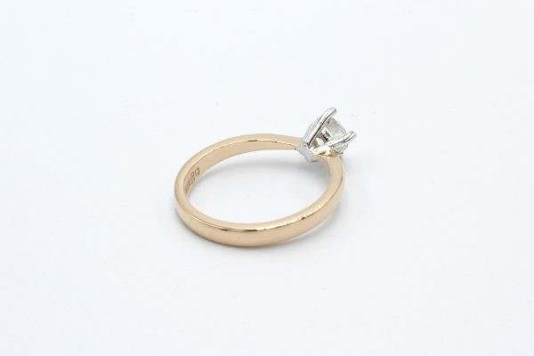 gold engagement ring 3