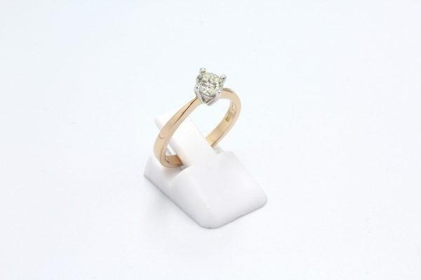 gold engagement ring 5