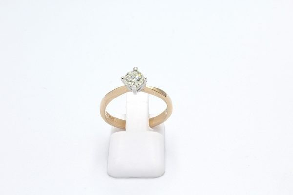 gold engagement ring 6