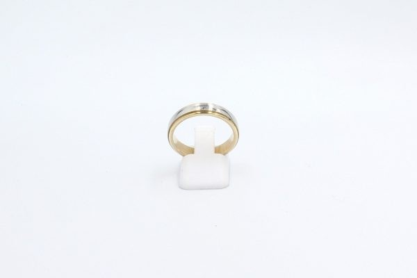 gold platinum wedding ring 1
