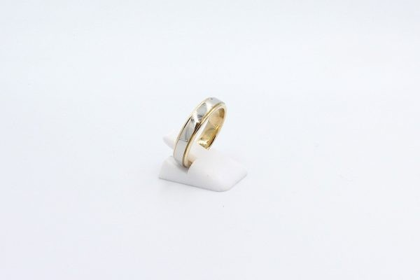 gold platinum wedding ring 2