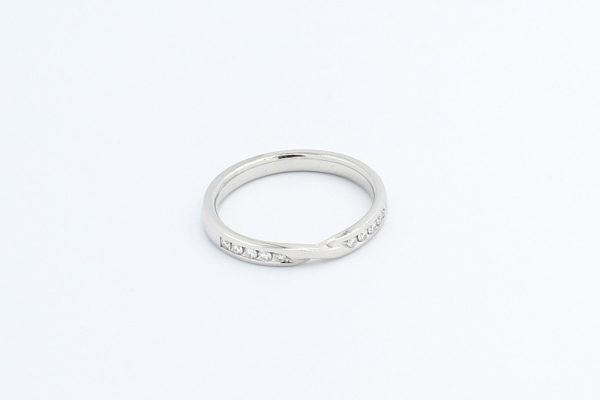 platinum diamond wedding ring 1 1