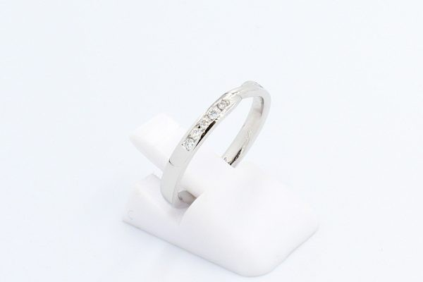 platinum diamond wedding ring 3 1