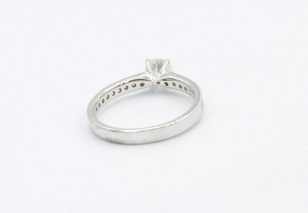platinum solitaire engagement ring 2