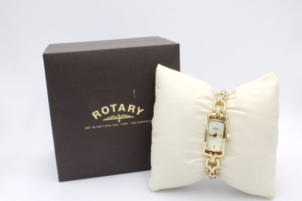 rotary gold watch 1
