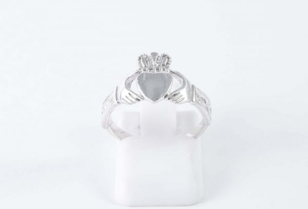 sterling silver claddagh ring 1