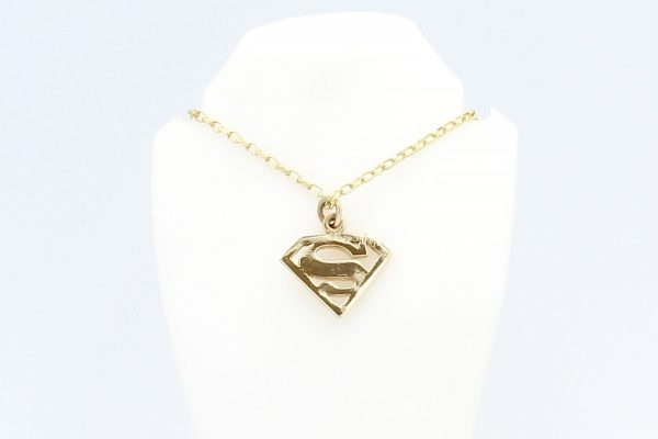 superman pendant