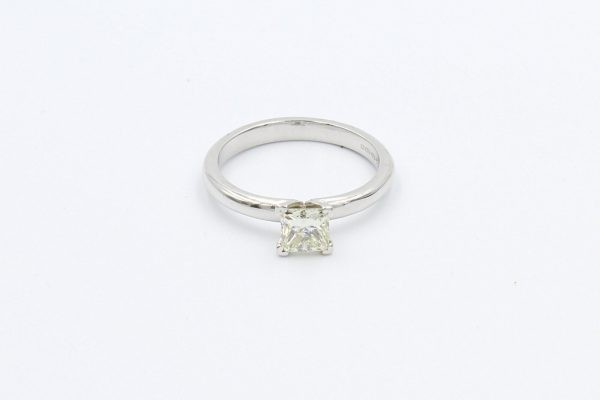 white gold solitaire engagement ring 1