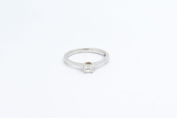 white gold solitaire engagement ring 3 1