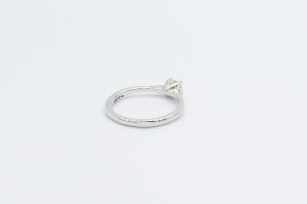 white gold solitaire engagement ring 4