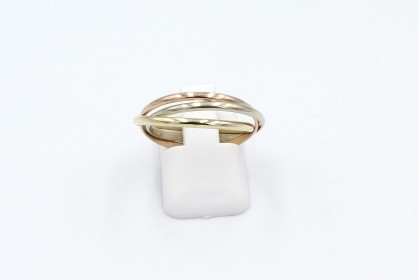 russian wedding bands made from yellow, white, rose gold
