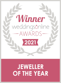 weedings online jeweller of the year 2021 award